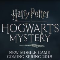 Mobilní hra Harry Potter: Hogwarts Mystery v teaseru!