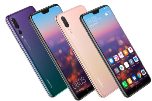 Mobilní divize Huawei hlásí rapidní nárůst příjmů