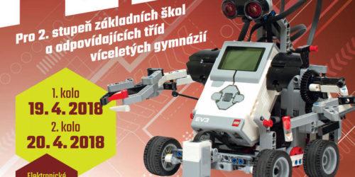Robosoutěž ČVUT zahajuje ročník 2018 soubojem základních škol