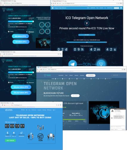 Hackeři okradli uživatele, kteří chtěli investovat do kryptoměny patřící Telegramu