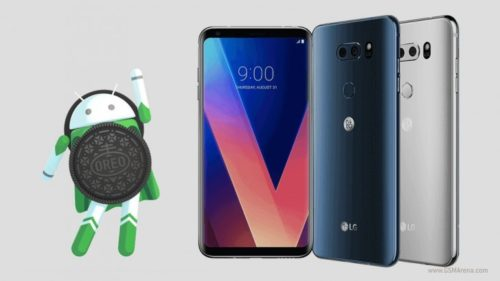 Pro LG V30 je dostupný Android 8.0 Oreo