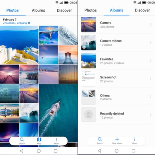 Huawei má vlastní osobní cloudové úložiště Mobile Cloud