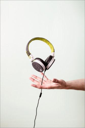 Dvojice sluchátek Trust pro poslech hudby a volný čas