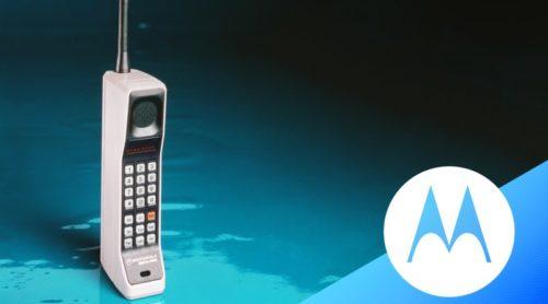 Mobilnímu telefonu je 45 let