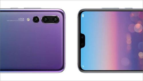 Prémiový fotoaparát a špičkové zpracování. Huawei začal prodávat nové konkurenty iPhonů