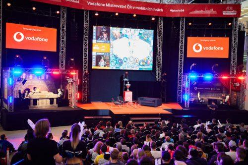 Odstartovaly kvalifikace na Vodafone Mistrovství České republiky v mobilních hrách