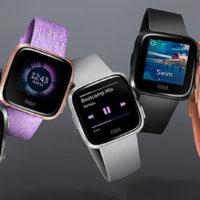 V ČR se začínají oficiálně prodávat chytré hodinky Fitbit Versa