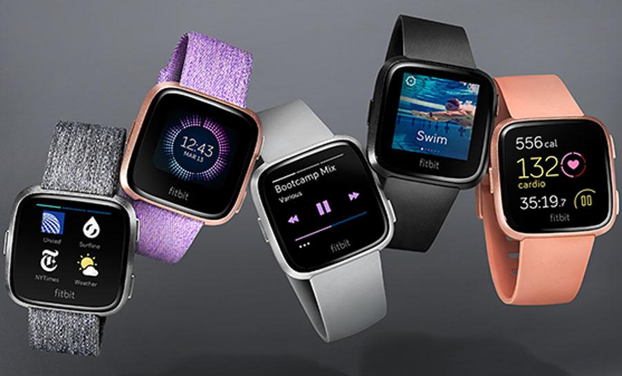 V ČR se začínají oficiálně prodávat chytré hodinky Fitbit Versa - Svět  aplikací 5d03d5090c4