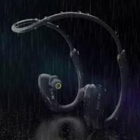 AKCE: Pohodlná sportovní sluchátka Dodocool Wireless V4.1 za pár babek