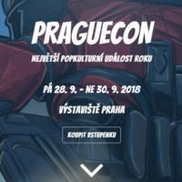 Praha přivítá hrdiny populárních seriálů i herních světů na největší popkulturní události ve střední Evropě PragueCon