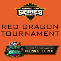 Přijďte se podívat na turnaj počítačových her Red Dragon Tournament