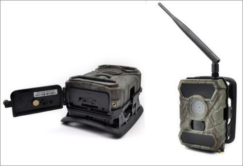 Fotopast s880G s GSM modulem v prodeji