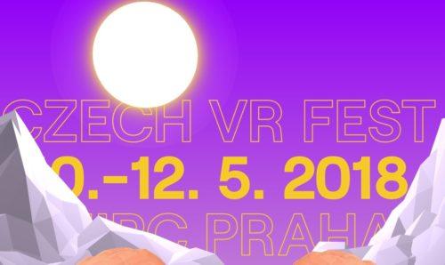 Odstartoval nový ročník akce Czech VR Fest