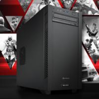 HAL3000 MEGA Gamer: Počítačová sestava s procesorem Intel Core i5-8400