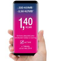 To je bomba! T-Mobile představil nové datové balíčky do ciziny