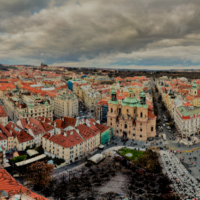 Unikátní panoramatická fotka Prahy má velikost 500 gigapixelů