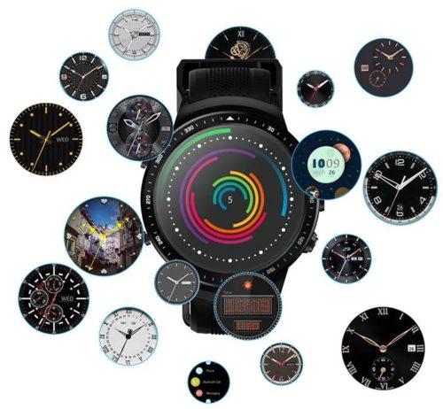 Chytré hodinky Zenblaze THOR PRO 3G zaujmou nejen foťákem