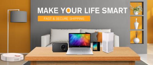 V obchodě Gearbest probíhá velký výprodej Make Your Life Smart