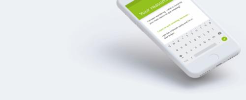 Aplikace AdiQuit: Manuál na típnutí poslední cigarety