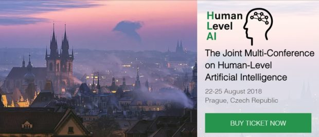 Příští měsíc se v Praze uskuteční světová konference o umělé inteligenci