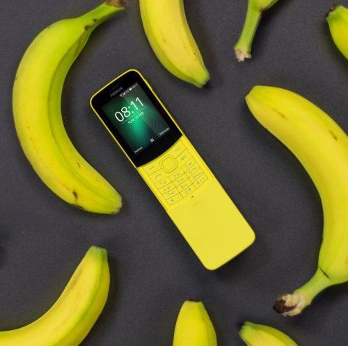 HMD Global pouští na český trh Nokii 3.1 a znovuzrozený Banán