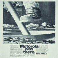 Zařízení od Motoroly na palubě Apolla 11 zprostředkovalo první slova vyřčená na Měsíci