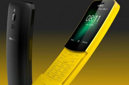 Podíl hloupých mobilních telefonů dál nezadržitelně klesá
