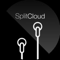 Aplikace SplitCloud nabízí dva nezávislé přehrávače v jednom