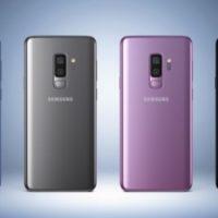 Super nabídka! Samsung zlevňuje špičkové Galaxy S9/S9 + o tisíce korun