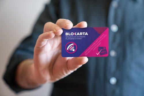 Blokarta ochrání všechny vaše platební karty