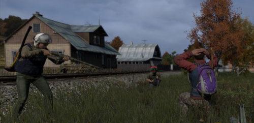 DayZ v programu Game Preview pro konzole Xbox