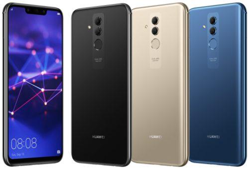 Podívejte se, jak vypadá připravovaný Huawei Mate 20 lite