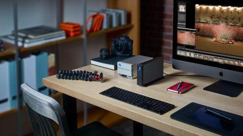 LaCie d2 Professional: Externí disk pro náročné s kapacitou až 10 TB