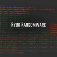 Nový ransomware Ryuk vydělal útočníkům za 2 týdny více než 640 000 dolarů