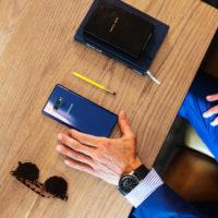 Napumpujte si smartphone: Samsung Galaxy Note9 s 1TB pamětí