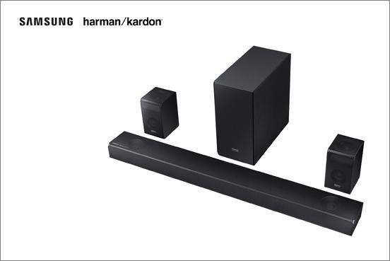 Samsung uvádí do prodeje premiové soundbary HW-N950 a HW-N850