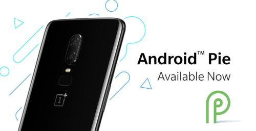 OnePlus 6 získává update na Android 9.0 Pie