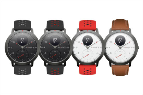 Hybridní chytré hodinky Steel HR Sport jsou v prodeji