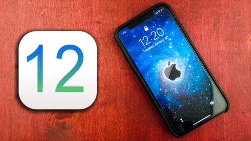 Apple vydal aktualizace na iOS 12 a WatchOS 5