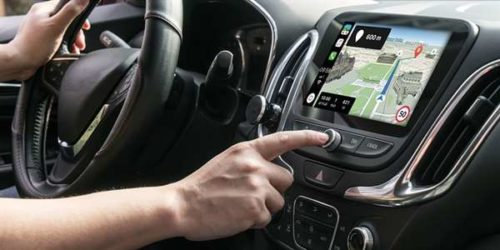 Sygic přináší offline mapy do Apple CarPlay