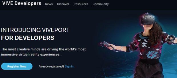 HTC věnuje vývojářům 100 % tržeb z předplatného Viveport