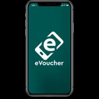 eVoucher, nejnovější funkce aplikace Cashback App