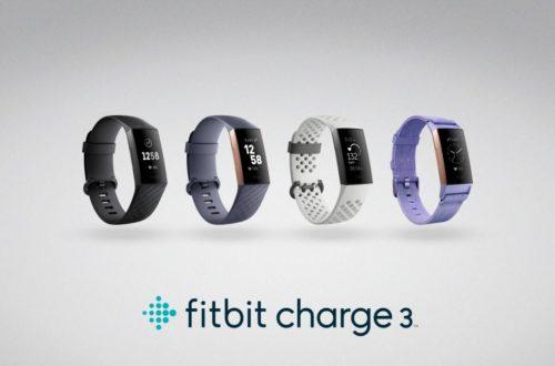 Chytrý náramek Fitbit Charge 3 je dostupný v ČR