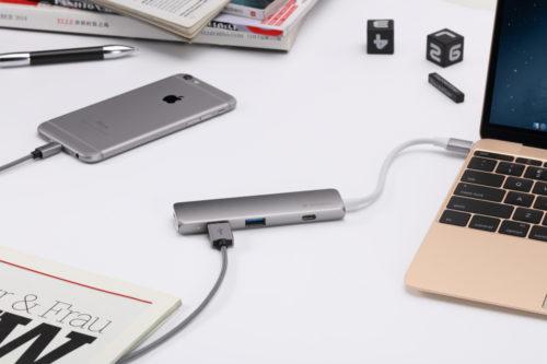 Verbatim začíná prodávat USB-C rozbočovač s rozhraním HDMI