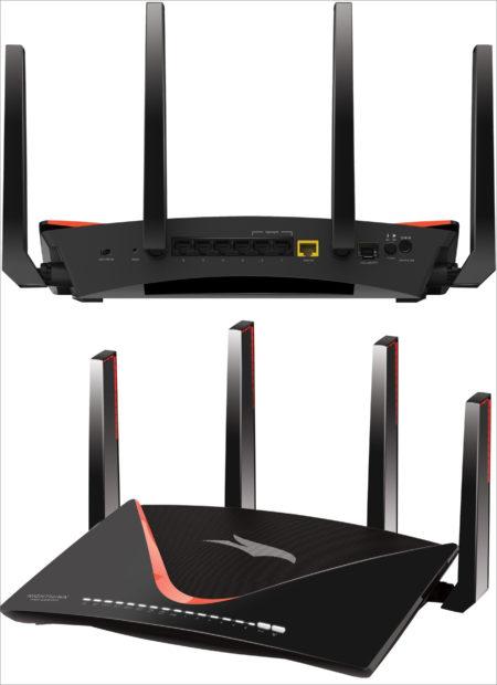 Herní router Netgear Pro Gaming XR700 v prodeji!