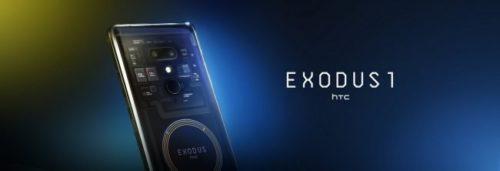 HTC Exodus 1 nyní koupíte i za Litecoiny