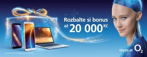 O2 naděluje od listopadu slevy na mobily, tablety a notebooky