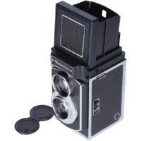 V prodeji je limitovaná edice fotoaparátu Rolleiflex Instant kamera