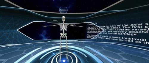 Virtuální realita od Samsungu pomůže českým studentům s výukou anatomie