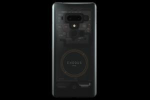 První blockchain smartphone HTC Exodus 1 představen!